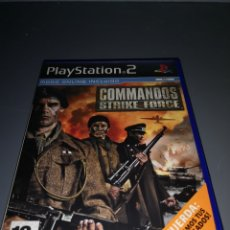 Videojuegos y Consolas: AD4. JUEGO PLAYSTATION 2. COMANDOS STRIKE FORCE. Lote 233203030