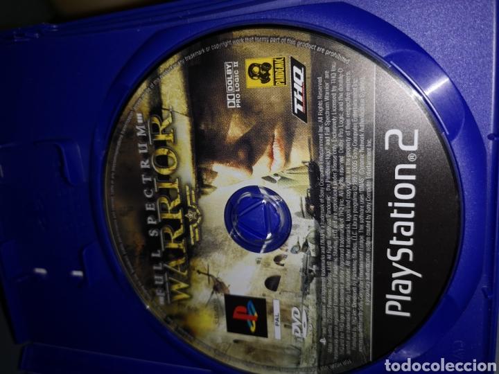 Videojuegos y Consolas: AD4. JUEGO PLAYSTATION 2. FULL SPECTRUM WARRIOR - Foto 4 - 233203790