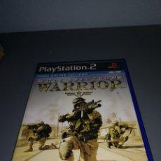 Videojuegos y Consolas: AD4. JUEGO PLAYSTATION 2. FULL SPECTRUM WARRIOR. Lote 233203790