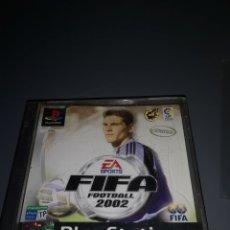 Videojuegos y Consolas: AD4. JUEGO PLAYSTATION. FIFA FOOTBALL 2002. Lote 233206465