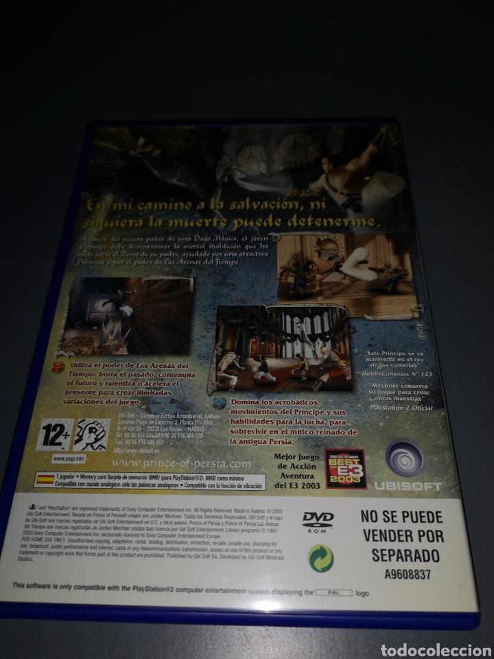 Videojuegos y Consolas: AD4. juego de la play 2 prince of persia las arenas del tiempo - Foto 2 - 234459065