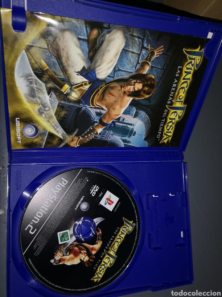 Videojuegos y Consolas: AD4. juego de la play 2 prince of persia las arenas del tiempo - Foto 3 - 234459065