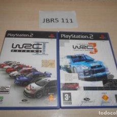 Videojuegos y Consolas: WRC II EXTREME + WRC 3. Lote 234574165