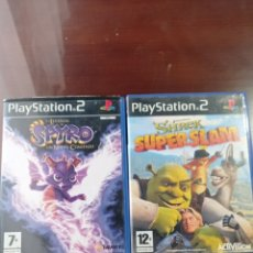 Videojuegos y Consolas: LOTE DE 4 JUEGOS PS2. Lote 234631470