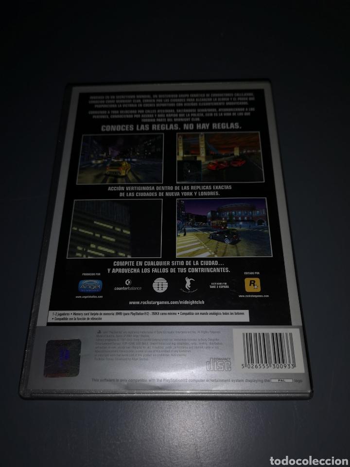 Videojuegos y Consolas: XA4. JUEGO PLAYSTATION 2. MIDNIGHT CLUB - Foto 2 - 234813860