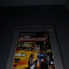 Videojuegos y Consolas: XA4. JUEGO PLAYSTATION 2. MIDNIGHT CLUB. Lote 234813860
