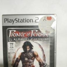 Jeux Vidéo et Consoles: PS2REF.166 PRINCE OF PERSIA EL ALMA DEL GUERRERO JUEGO PLAYSTATION 2 SEGUNDAMANO. Lote 234881905