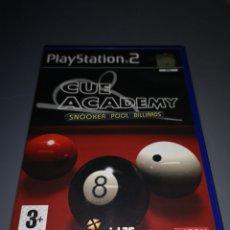 Videojuegos y Consolas: XA4. JUEGO PLAYSTATION 2. CUE ACADEMY. Lote 234887915