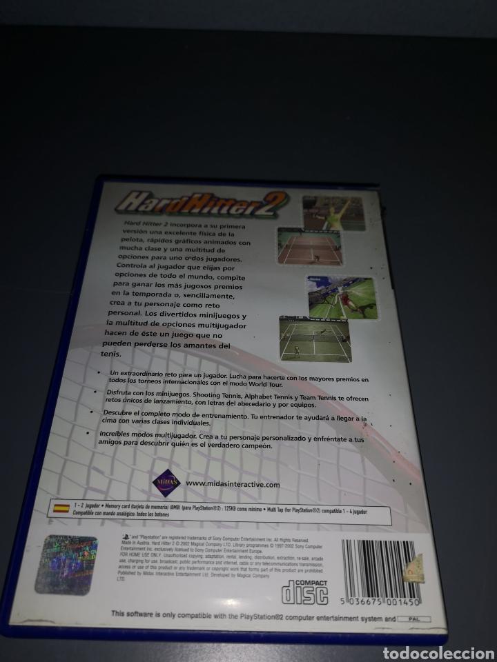 Videojuegos y Consolas: XA4. JUEGO PLAYSTATION 2 HARD HITTER 2 - Foto 2 - 235032290