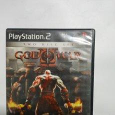 Jeux Vidéo et Consoles: PS2REF.199 GOD OF WAR JUEGO PLAYSTATION 2 SEGUNDAMANO. Lote 235045610