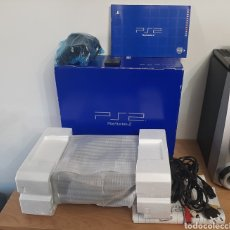 Videojuegos y Consolas: OPORTUNIDAD PERFECTA CONSOLA PLAY 2 PLAYSTATION 2 CAJA COMO NUEVA. Lote 235272485