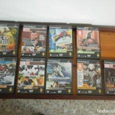 Videojuegos y Consolas: 9 DEMOS JUGABLES PARA LA PLAYSTATION 2 - VER DESCRIPCIÓN CON FOTOS. Lote 235792975