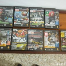 Videojuegos y Consolas: 9 DEMOS JUGABLES PARA LA PLAYSTATION 2 - VER DESCRIPCION CON FOTOS. Lote 235797350