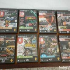 Videojuegos y Consolas: 8 DEMOS JUGABLES PARA PLAYSTATION 2. VER DESCRIPCION CON FOTOS. Lote 235800795