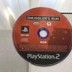 Videojuegos y Consolas: SMUGLERS RUN SMUGLER PS2 PLAYSTATION 2 PLAY STATION TWO KREATEN. Lote 235810085