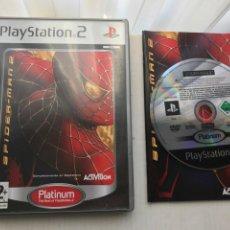Videojuegos y Consolas: SPIDER-MAN 2 SPIDERMAN II PLATINUM PS2 PLAYSTATION 2 PLAY STATION TWO KREATEN. Lote 235810645