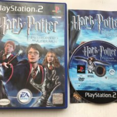 Videojuegos y Consolas: HARRY POTTER Y EL PRISIONERO DE AZKABAN PS2 PLAYSTATION 2 PLAY STATION TWO KREATEN. Lote 235817605