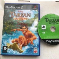 Videojuegos y Consolas: TARZAN FREERIDE FREE RIDE DISNEY PS2 PLAYSTATION 2 PLAY STATION TWO KREATEN. Lote 235818600