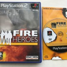 Videojuegos y Consolas: FIRE HEROES PS2 PLAYSTATION 2 PLAY STATION TWO KREATEN. Lote 235819395