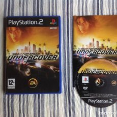 Videojuegos y Consolas: NEED FOR SPEED UNDERCOVER. PS2. Lote 236929575