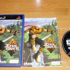Videojuegos y Consolas: EVERGRACE SONY PLAYSTATION 2 PS2. Lote 237945950