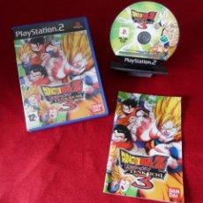 "Videojuegos y Consolas: JUEGO PAL PARA PLAYSTATION 2. DRAGON BALL Z 3"" BUDOKAI TENKAICHI 3"". Lote 239770475"