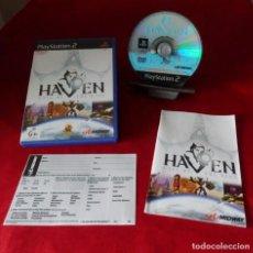 Videojuegos y Consolas: JUEGO PAL PARA PLAYSTATION 2. HAVEN: CALL OF THE KING.. Lote 239772975