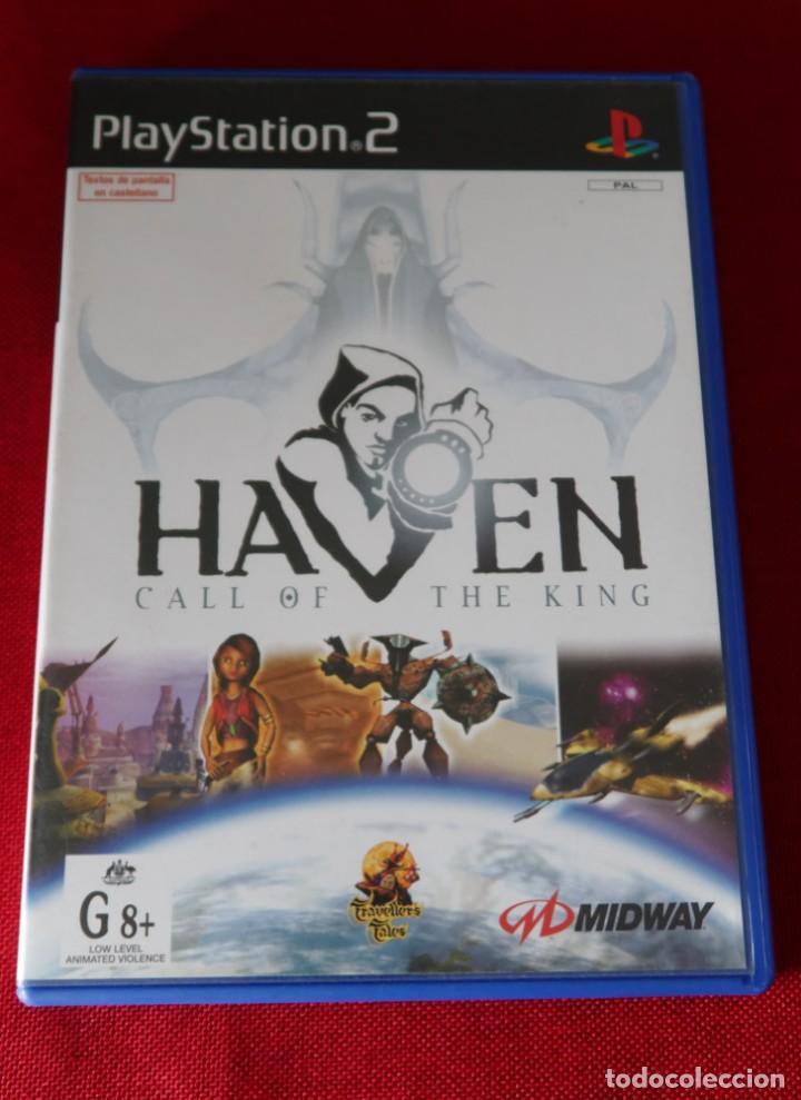 Videojuegos y Consolas: Juego Pal para PlayStation 2. Haven: Call of the king. - Foto 5 - 239772975