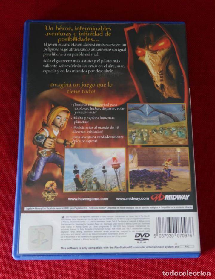 Videojuegos y Consolas: Juego Pal para PlayStation 2. Haven: Call of the king. - Foto 6 - 239772975