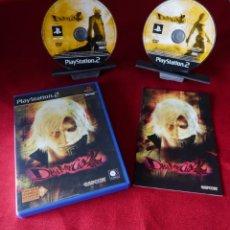 Videojuegos y Consolas: JUEGO PAL PARA PLAYSTATION 2. DEVIL MAY CRAY II.. Lote 239773625