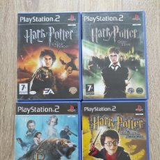 Videojuegos y Consolas: LOTE JUEGOS HARRY POTTER PLAYSTATION 2. Lote 240142115