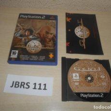 Jeux Vidéo et Consoles: PS2 - GENJI , PAL ESPAÑOL , COMPLETO. Lote 240531075