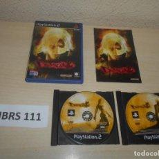 Jeux Vidéo et Consoles: PS2 - DEVIL MAY CRY 2 , PAL ESPAÑOL , COMPLETO. Lote 240723545