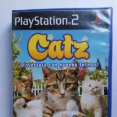 Jeux Vidéo et Consoles: CATZ DIVIÉRTETE CON NUEVOS FELINOS PS2 GATOS. Lote 241279480