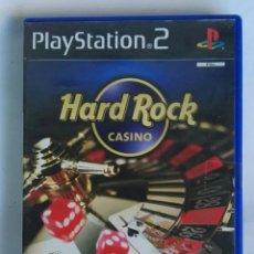 Jeux Vidéo et Consoles: HARD ROCK CASINO PS2. Lote 241326545