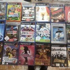 Videojuegos y Consolas: LOTE DE 28 JUEGOS PARA PS2. Lote 241421070