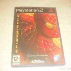 Videojogos e Consolas: SPIDERMAN 2 PLAYSTATION 2, ACTIVISION , EN CASTELLANO. CON INSTRUCCIONES.. Lote 241421425