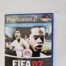 Jeux Vidéo et Consoles: FIFA 07 PS2 PLAYSTATION 2. Lote 242131075