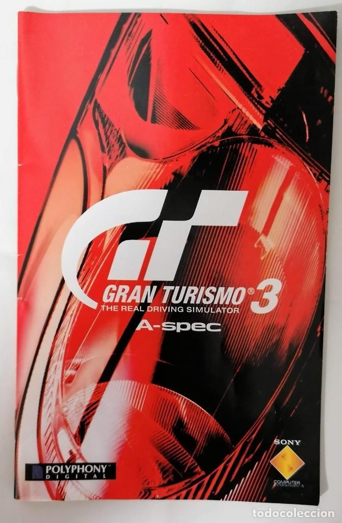 Videojuegos y Consolas: Gran Turismo3 A-spec - Foto 2 - 243643925