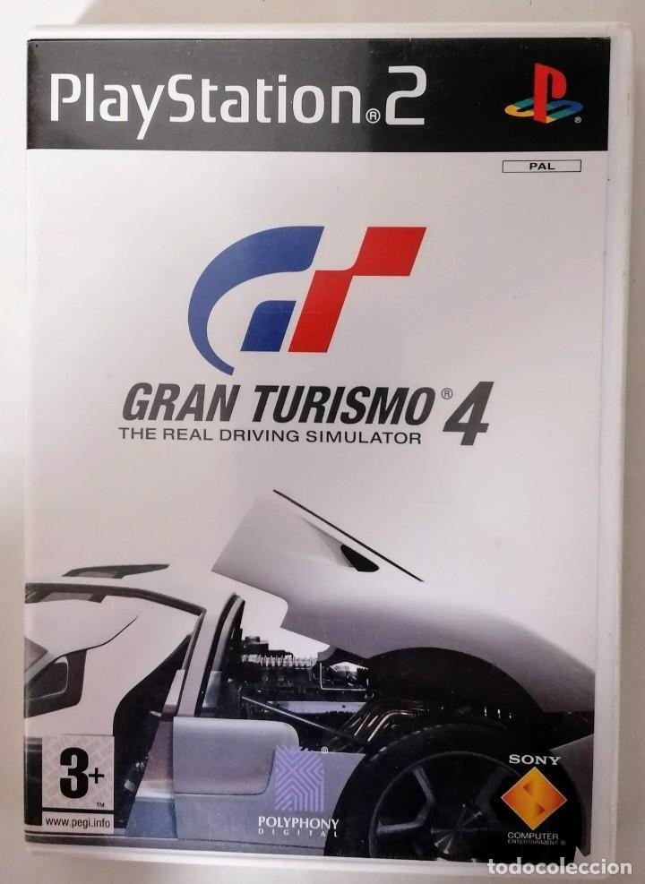 GRAN TURISMO4 (Juguetes - Videojuegos y Consolas - Sony - PS2)