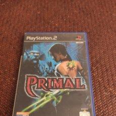 Videojuegos y Consolas: PRIMAL PLAY 2 CON MANUAL. Lote 244538495