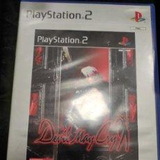 Videojuegos y Consolas: JUEGO SONY PLAYSTATION 2 - PAL / ESP - DEVIL MAY CRY - COMPLETO - PS2. Lote 244554340