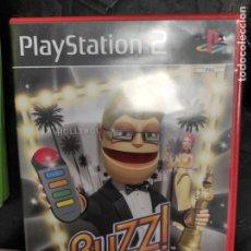 Videojuegos y Consolas: BUZZ HOLLYWOOD. PAL ESPAÑA - PLAYSTATION 2. Lote 244555590