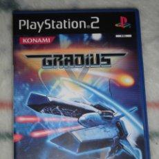 Videogiochi e Consoli: VIDEOJUEGO SONY PLAYSTATION 2 - GRADIUS V (KONAMI, 2004) PAL - PS2, CONSOLA - COMO NUEVO. Lote 244591125