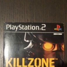 Videojuegos y Consolas: VIDEOJUEGO PS2 - KILLZONE - DEMO DISC - SONY - PLAYSTATION - SCED-52759. Lote 244599415