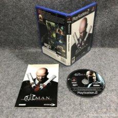Videojuegos y Consolas: HITMAN CONTRACTS SONY PLAYSTATION 2 PS2. Lote 244625300