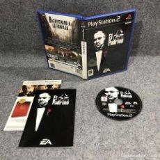 Videogiochi e Consoli: EL PADRINO SONY PLAYSTATION 2 PS2. Lote 244625410