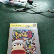 Videojuegos y Consolas: SARUGETCHU 3 (APE ESCAPE) JAPONÉS PLAYSTATION 2 THE BEST!. Lote 244675225