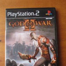 Videojuegos y Consolas: GOD OF WAR II 2 (PS2) (PLAYSTATION 2). Lote 244949040