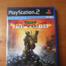 Videojuegos y Consolas: WARHAMMER 40000 FIRE WARRIOR (PS2) (PLAYSTATION 2). Lote 244949440